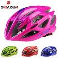 GIEANDU marca pro bicicleta/aire ultraligero casco de ciclismo salidas y casco integrado de doble uso de bicicleta MTB o carretera