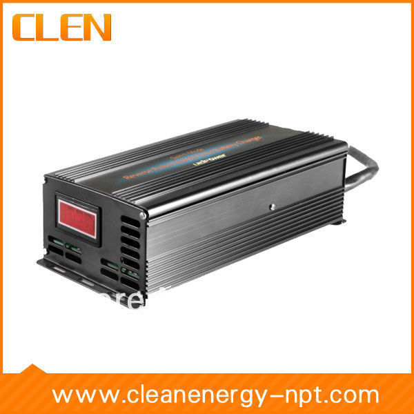48V 20A High frequency lead acid battery charger Negative Pulse Desulfation battery charger