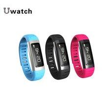 U-Bluetooth Smart Watch Neue U9 Wasserdichte U-uhr-handgelenk Smartwatch Pedometer-verlorene Für iphone Sony Z3 Aktualisiert von S6