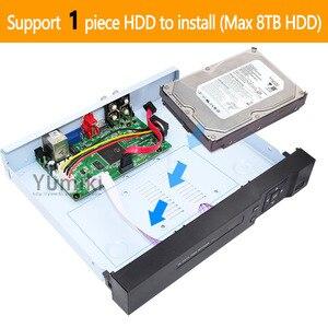 Image 5 - 5MP N 5 in 1 4CH AHD/TVI/CVI/CVBS/IP DVR Beveiliging CCTV video recorder P2P VGA HDMI voor ip camera xmeye