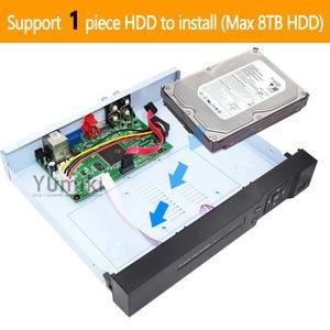 Image 5 - 5MP N 5 in 1 4CH AHD/TVI/CVI/CVBS/IP DVR 보안 CCTV video recorder P2P VGA HDMI 대 한 ip camera xmeye