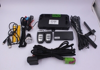 PLUSOBD Remote Car Starters Start Stop System Keyless Entry Locks Comfort Access Immobilizer For Audi Alarms