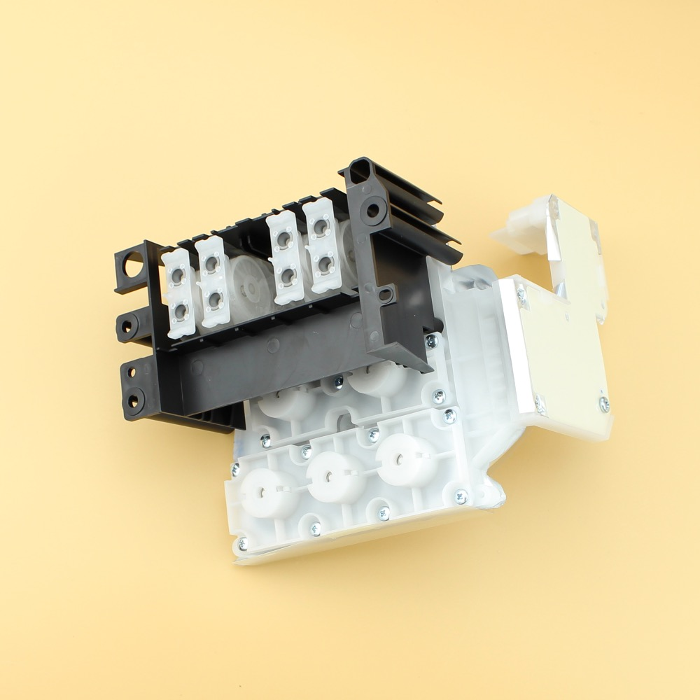 US $98 1 10% OFF|Damper assembly for Epson SC B6080 F6070 F6270 F7270 F6200  F7200 F9200 F9270 F9370 ink damper kit ASSY-in Printer Parts from Computer