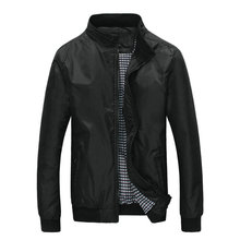 2020 primavera outono bombardeiro jaqueta masculina casual leve casaco
