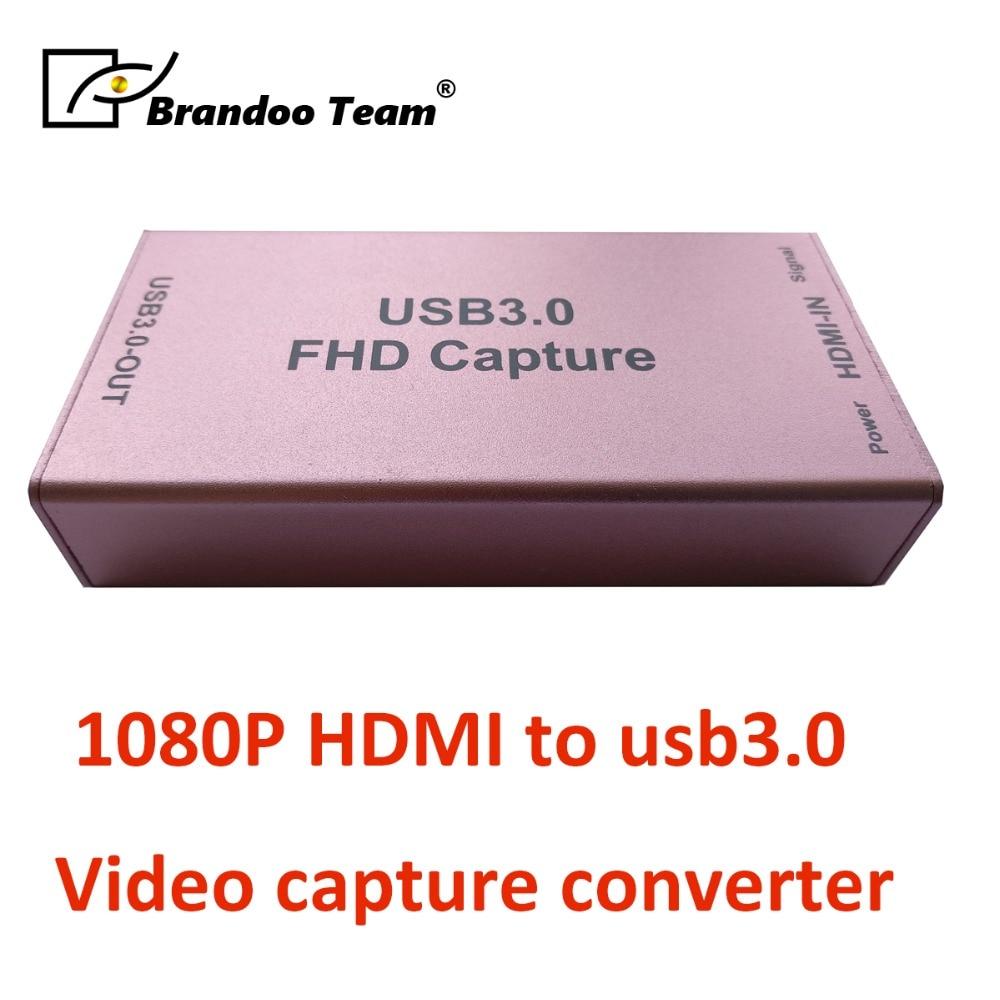 Video Capture USB 3.0 Capture HDMI Capture Video 1080P