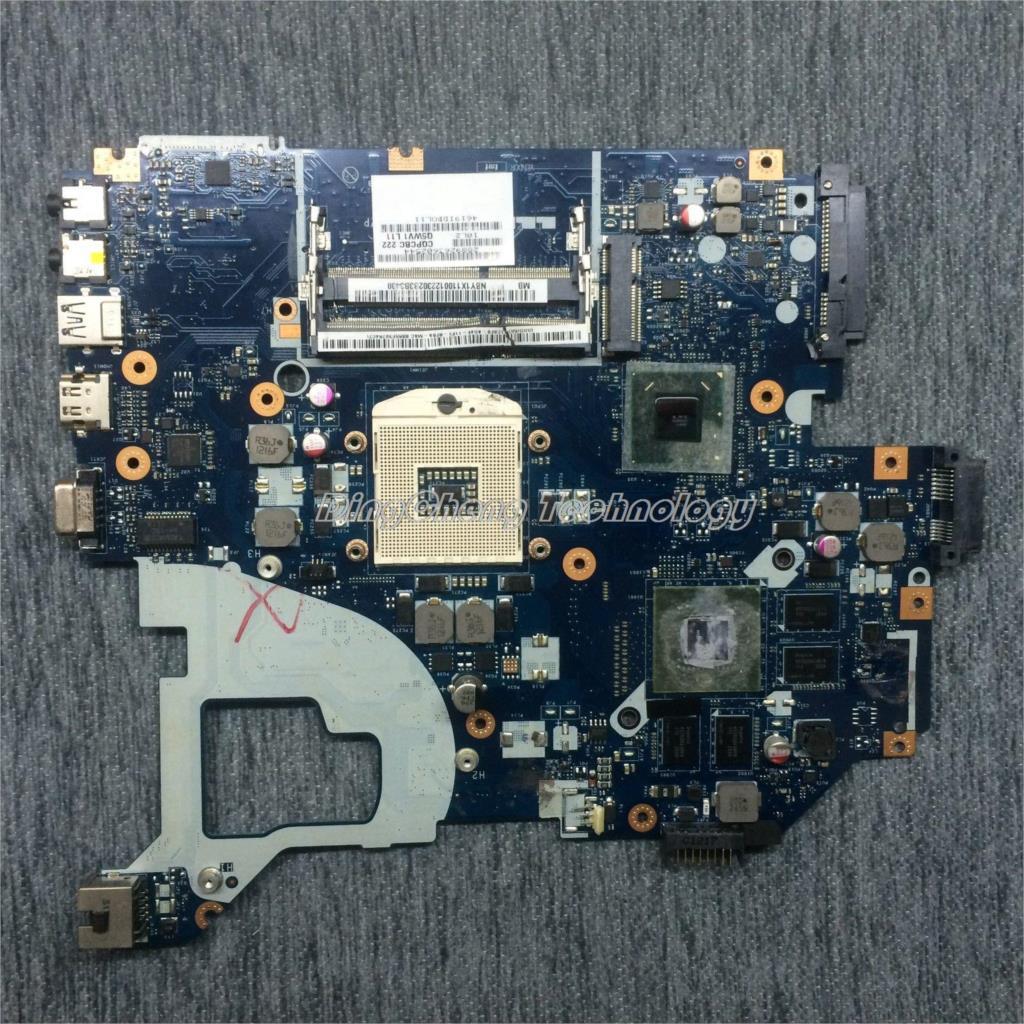 laptop Motherboard for font b ACER b font E1 571G V3 571G V3 571 q5wvh LA