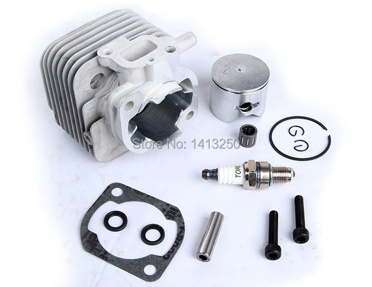 2 hole 29cc cylinder kit for 1/5 hpi baja engines parts2 hole 29cc cylinder kit for 1/5 hpi baja engines parts
