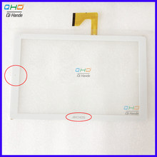 Nieuwe 10.1 ''touch panel Tablet voor Archos core 101 3g AC101CR3GV2 digitizer touch screen voor ARCHOS Core 101 3G V2 touch sensor(China)