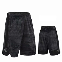 Sport Shorts USA NO.23 Basketball Shorts Training Men Active Shorts Loose Pockets Mens Gym Running Fitness Jogging Shorts New