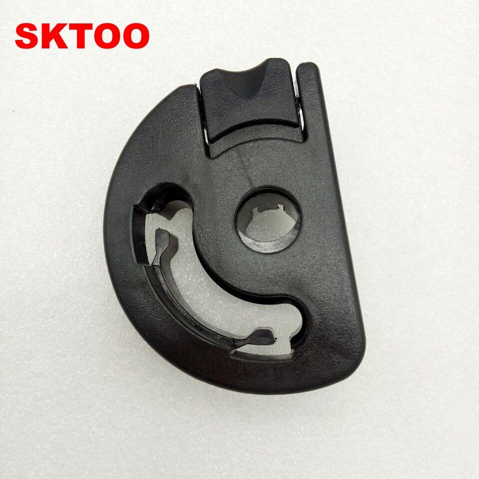 SKTOO 1 STKS Armleuning Beugelzitting aanpassing voor Peugeot 307 Seat Armsteun Plastic Mount Picasso