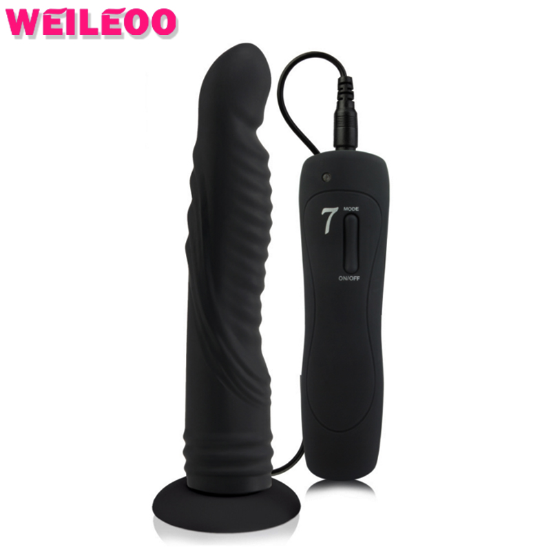 7 speed vibrating butt plug vibrator anal plug prostate massager anal vibrator gay adult sex toys for men woman shd s010 silicone anal butt plug tail vibrator anal sex toys prostate massager for gay man with super power 7 mode
