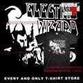 Electric wizard doom metal banda el musical camiseta tee clothing