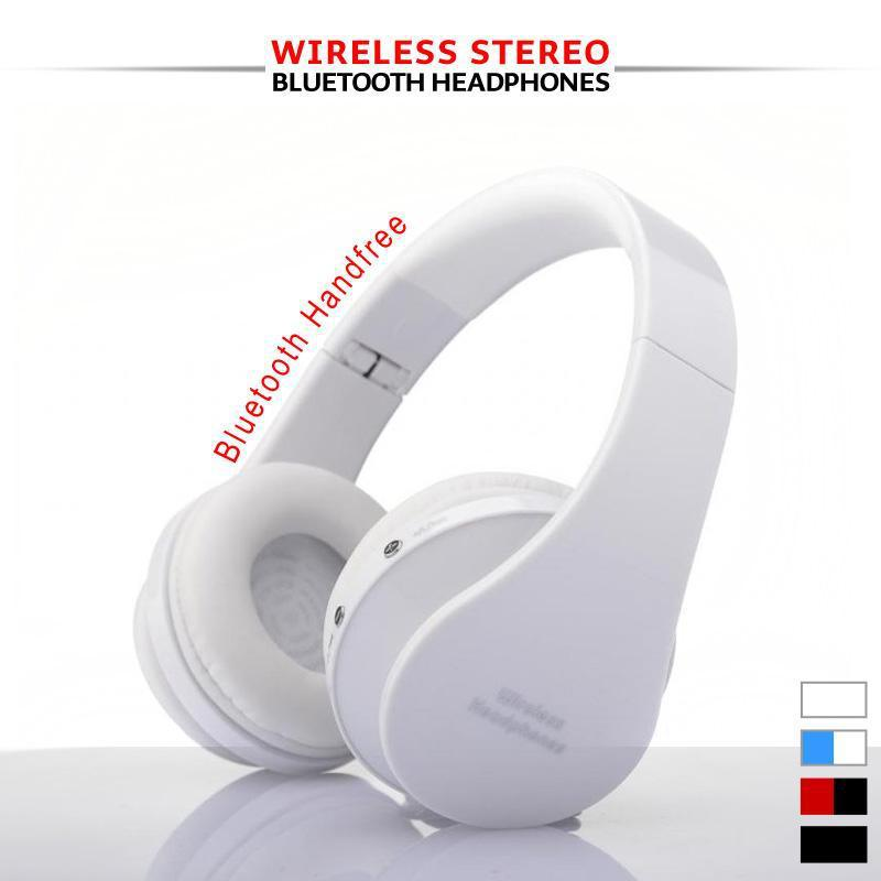 все цены на Free Shipping Multicolor wired headphone bluetooth handsfree studio headphones dj  bluetooth headset for iPhone 5s 6 6S plus PC онлайн