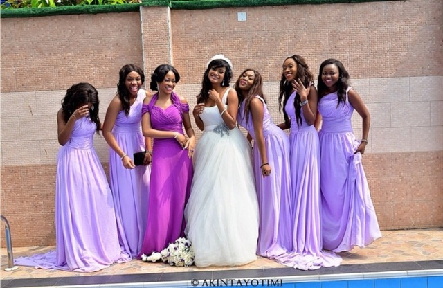 stunning beautiful lavender bridesmaid dresses one shoulder 2016