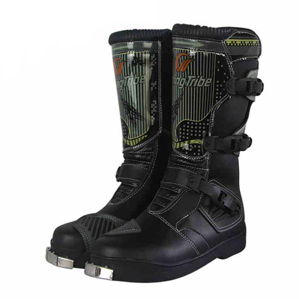 PRO-BIKER Motorcycle Boots Men Riding Boots Racing Motocross Boots Off-Road Motorbike Riding Moto Boots Waterproof ShoesPRO-BIKER Motorcycle Boots Men Riding Boots Racing Motocross Boots Off-Road Motorbike Riding Moto Boots Waterproof Shoes
