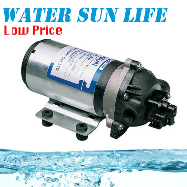 40W Small DC Diaphragm Pump 12Volt Water Pump 5L/min Centrifugal Water Pump centrifugal pump surface kraton wp 800p