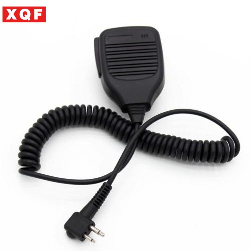 XQF Haut-Parleur Microphone mic pour Motorola GP300 GP68 GP88 GP88S HYT TC500 TC600 Radio