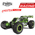 Alta Velocidad Hummer SUV COCHE 2.4G 4CH RC Coche Grande Juguete Motores de Accionamiento del coche Todoterreno Modelo de Vehículo Para Niños ¡ Envío Libre!!!