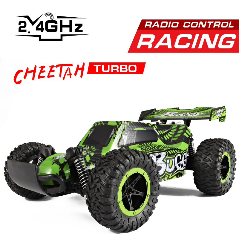 High Speed SUV CAR 2.4G Four-wheels RC Car 4CH Hummer Toy Car Motors Drive Off-Road Vehicle Model Toy For Children