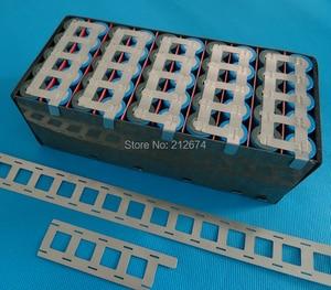 Image 4 - Free Shipping 18650 battery nickel strip lithium battery pure nickel plate 2P2S 3P2S 4P2S 5p2s 6p2s 8p2s 9p2s 10P2S nickel belt
