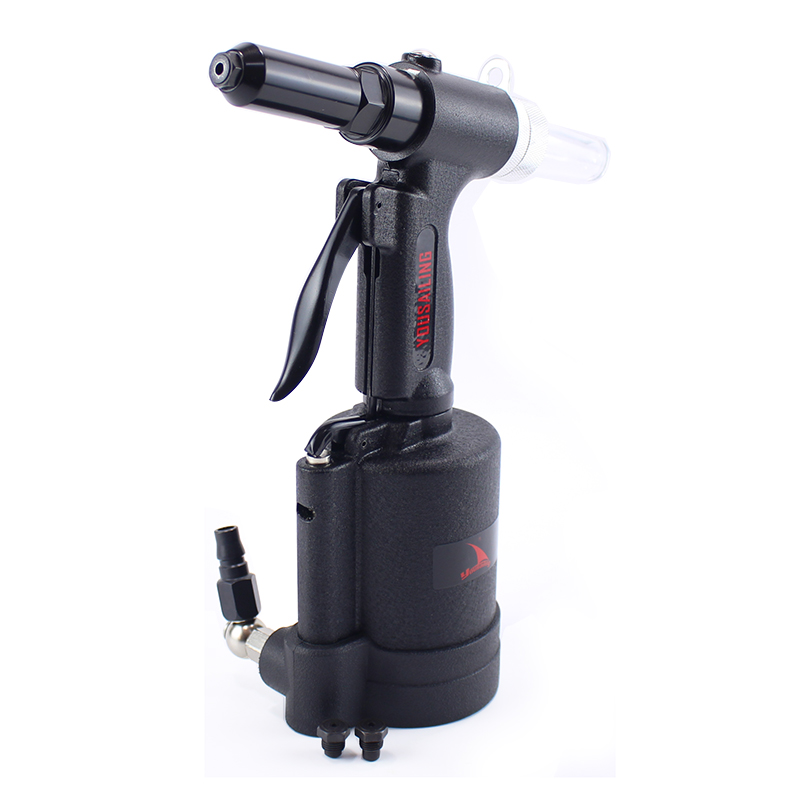 High Quality Powerful Industrial 3.2-6.4MM Pneumatic Riveter Air Hydraulic Rivets Nail Gun Strong Air Riveting Tools цена