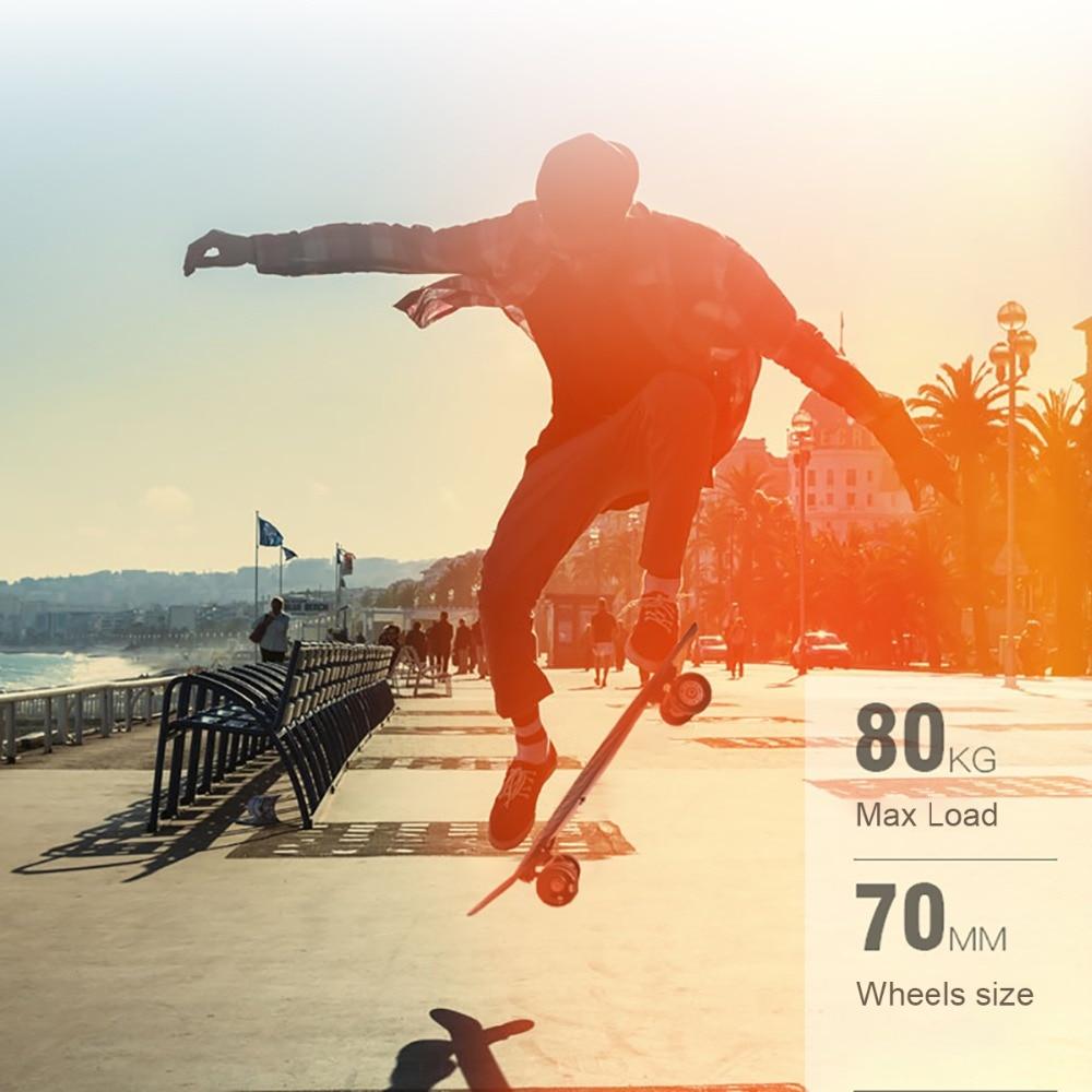 Le plus bas prix Maxfind 3.7 kg plus plate-forme mobile moteur à distance skateboard électrique avec Samsung batterie - 6