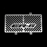 Motorcycle stainless steel Radiator grille guard protection cover For Kawasaki ER6N ER 6N ER6F ER 6F 2009 2010 2011 ER 6 ER 6