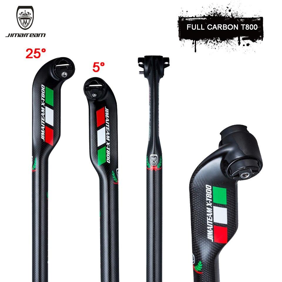 Carbon Fiber Road MTB Bike Seatpost Bicycle Seat post Tube 27.2//30.8//31.6*350mm