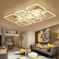Минималистичный акриловый светодиодный потолочный светильник для гостиной  спальни  кабинета  ресторана  офиса  прохода  потолочный светил...