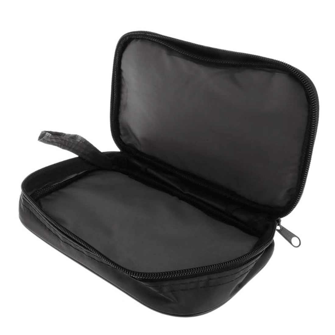 23x14x5cm Multimeter Black Colth Bag Durable Waterproof Shockproof Soft Case Tool Bag