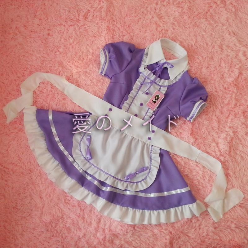 DB23978 sissy maid uniform-15