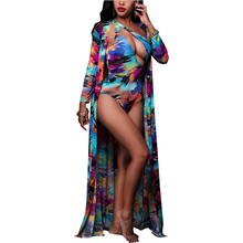 want move Wantmove 2019 summer women sexy printed lnk long sleeve jacket one shoulder