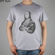 DaVinci Monalisa T-shirt