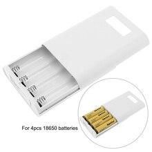 Soshine E3S Dispositivo 18650 LCD Powerbanks Banco de Potencia 18650 Cargador de Batería Móvil Del Cargador Del Banco con Circuito de Protección + Cable USB