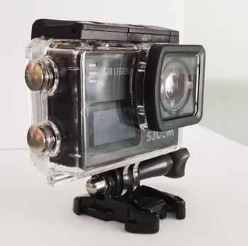 SJCAM SJ6 Legend 2\' Touch Screen Remote Action Helmet Sports DV Camera Waterproof 4K 24FPS NTK96660 RAW w/Front Screen