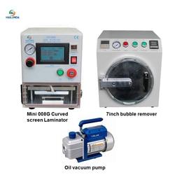 Maszyna do laminowania próżniowego OCA laminowanie LCD autoklaw Bubble usuń maszynę LCD Refurbish maszyna ekran telefonu komórkowego naprawa w Zestawy elektronarzędzi od Narzędzia na