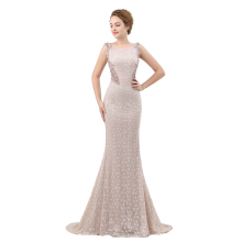 Designer Mermaid Beading Prom Dresses 2018 Sleeveless