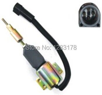 Fuel Shutdown Solenoid Valve 970120012010 TAR130805 TAR130805 24V