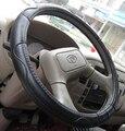 36-50cm Black Imitation Sheepskin Steering Wheel Cover for Car Bus Truck, 36 38 40 42 45 47 50cm Diameter
