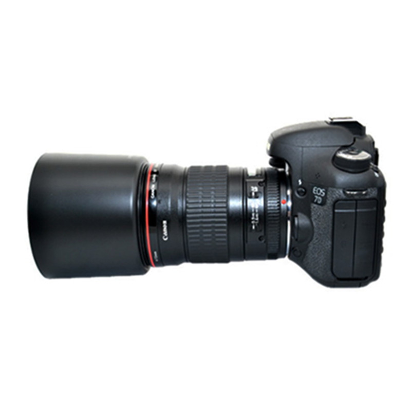 ET-78II LENS HOOD SHADE FOR CANON EF 135mm f/2L USM 180mm f/3.5L Macro USM (ET-78 II)