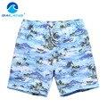 Gailang Marca Mens Dos Pugilistas Trunks Beachwear Shorts Ativos Homem Basculador Homens Bermudas Boardshorts de Secagem Rápida Swimwear Maiôs