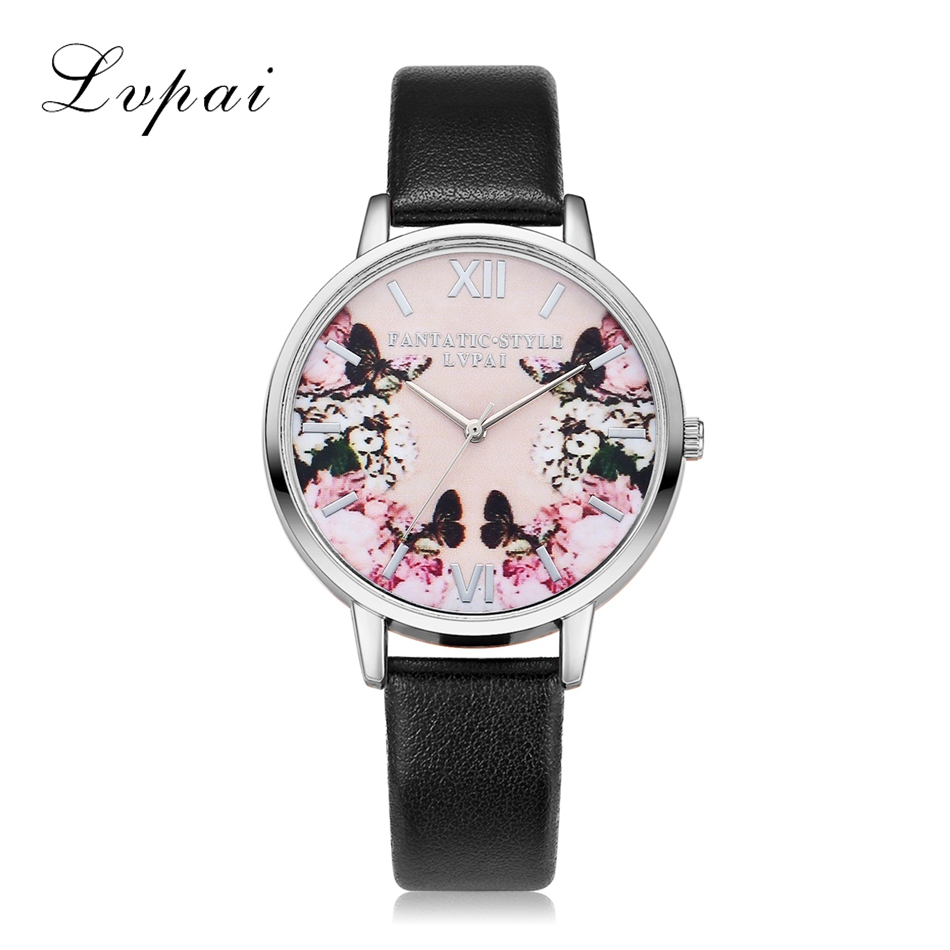 mingtuo new fashion dress watch green and red color leather bracelet women watch round minimalist ladies quartzwatch 30 Lvpai Luxury Leather Women Dress Watches Wristwatch Fashion Women Ladies Bracelet Watch Female Round Clock Quartz Watch