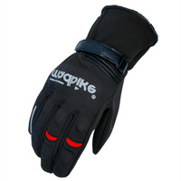 Madbike Stealth Hard Knuckle Windproof Motorcycle Gloves Winter Use Touch Screen Motocross Gloves Guantes Moto For