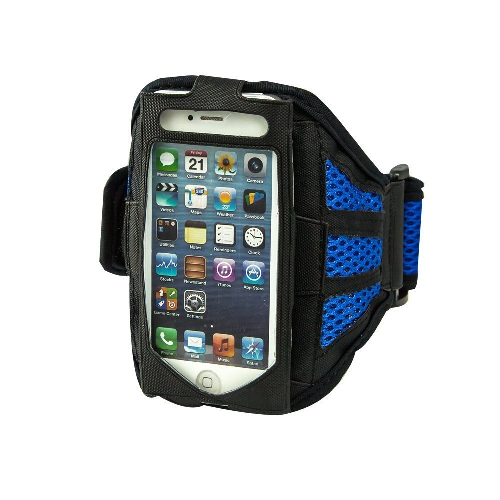 5S 5G 5C Armband Running SPORT GYM Case iPhone 5 protective Mobile Phone Cases Arm Band Bag Workout Holder - Anna Qin's store