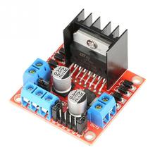 L298N Stepper Motor Driver Module H Bridge Driver Board  for Stepper Motor Smart Car Robot DC Motor Driver цена 2017