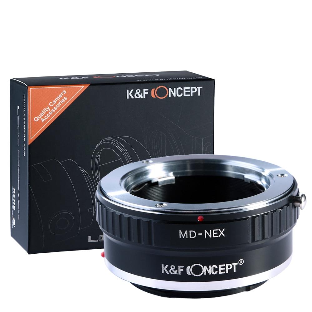 K&F CONCEPT objektiivi adapter Minolta MD objektiivile Sony NEX-le - Kaamera ja foto - Foto 6