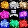 Novo Colorido 3 M 30 LED Tira CONDUZIDA Portátil AA Alimentado Por Bateria LED String Fada Luzes de Natal Luzes do Festival Luzes Decorativas luz