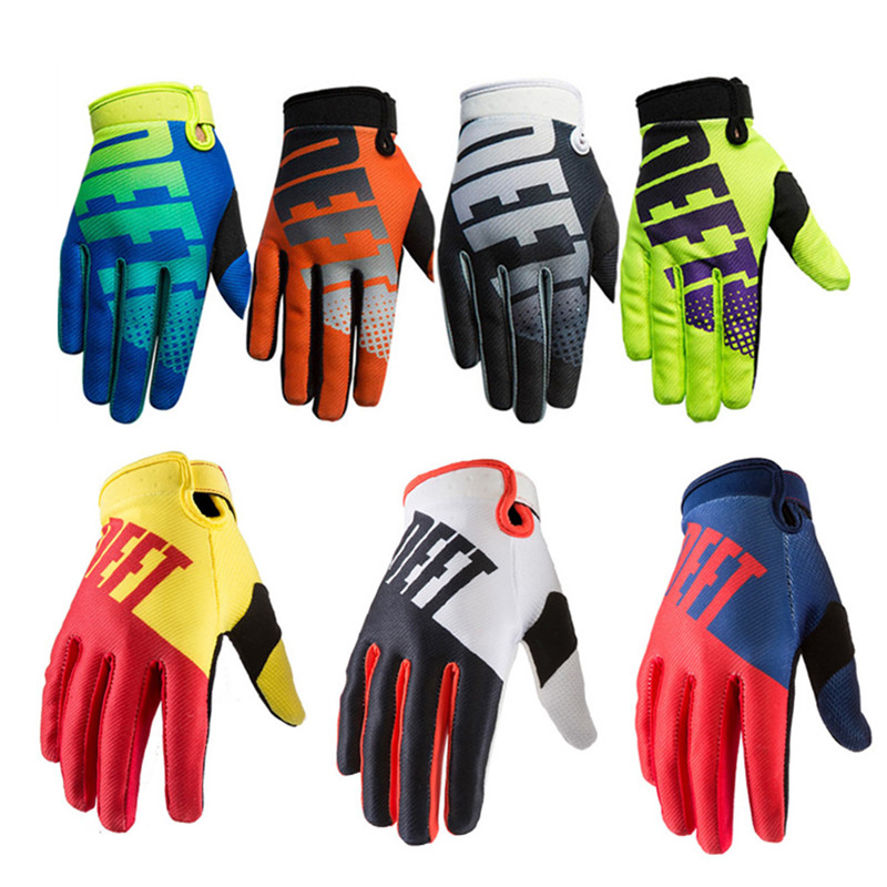 Hot Sale Soft Cycling Gloves Bicycle bike Team Sport Mountain MTB Cycling Glove Breathable off Road motorcycle fitness gloves
