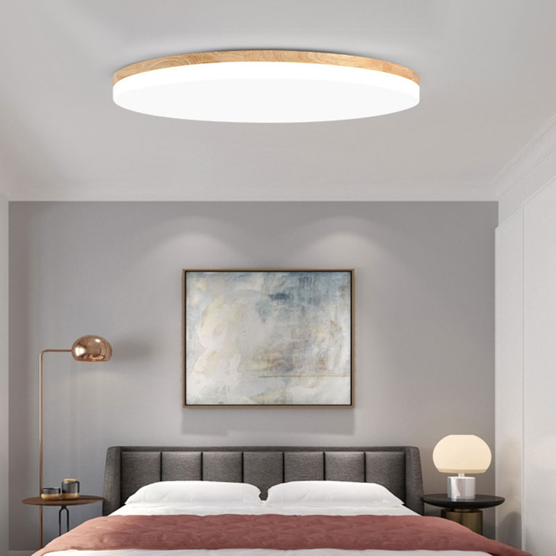 For Living Room Bedroom The Hall Modern Ceiling Lamp Ultra-Thin LED Ceiling Lighting 360 Degree Round Ceiling LightsFor Living Room Bedroom The Hall Modern Ceiling Lamp Ultra-Thin LED Ceiling Lighting 360 Degree Round Ceiling Lights
