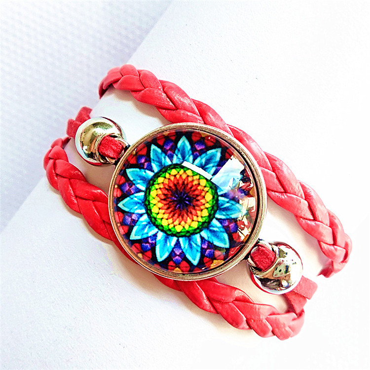 Women's Mandala Multilayer Bracelet 4